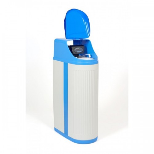 Adoucisseur d'eau domestique monobloc 30 litres électronique Aquamagasin