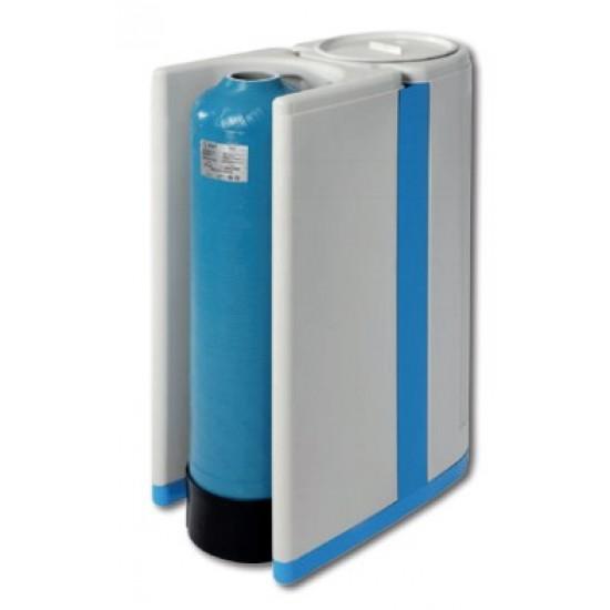 Adoucisseur d'eau domestique monobloc 18 litres électronique Aquamagasin