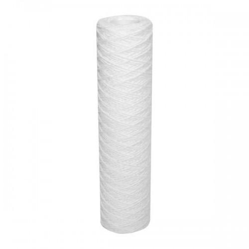 "Cartouche de filtration anti-boue jetable 9""3/4 bobinée 100 µ"