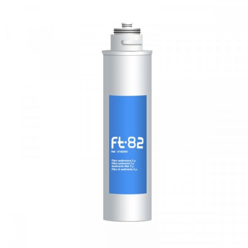 Cartouche filtration 5 µ pour FT Line 3