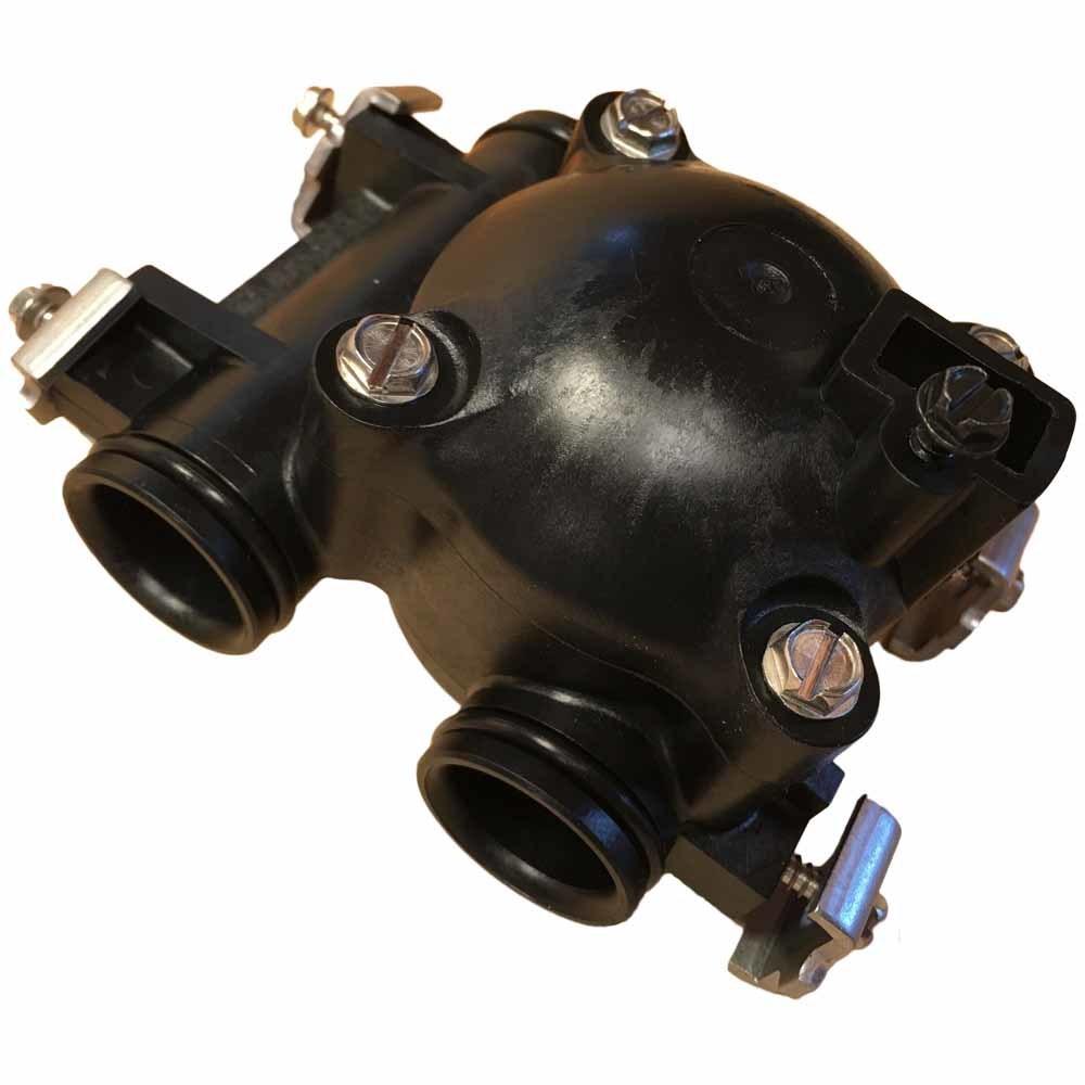 Compteur Fleck mécanique 24107 pour vanne 5600 V