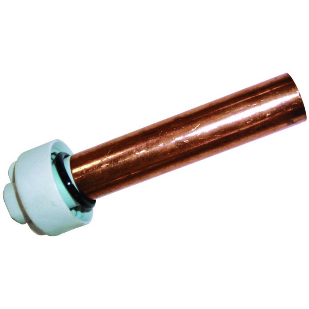 Électrode Stérilor alliage Cuivre - Argent