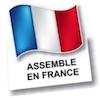 Matériel assemblé en France