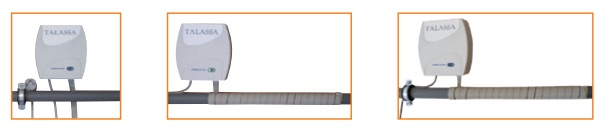 Antitartre électromagnétique à câble Talassa  3M3/h